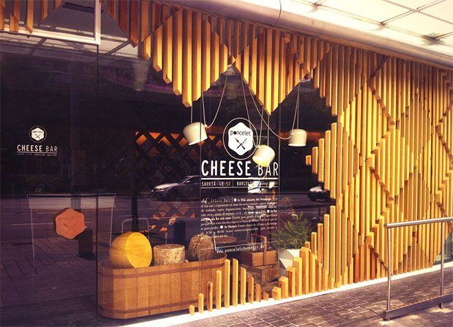 cheese-bar-barcelona-fachada #iconika #likes
