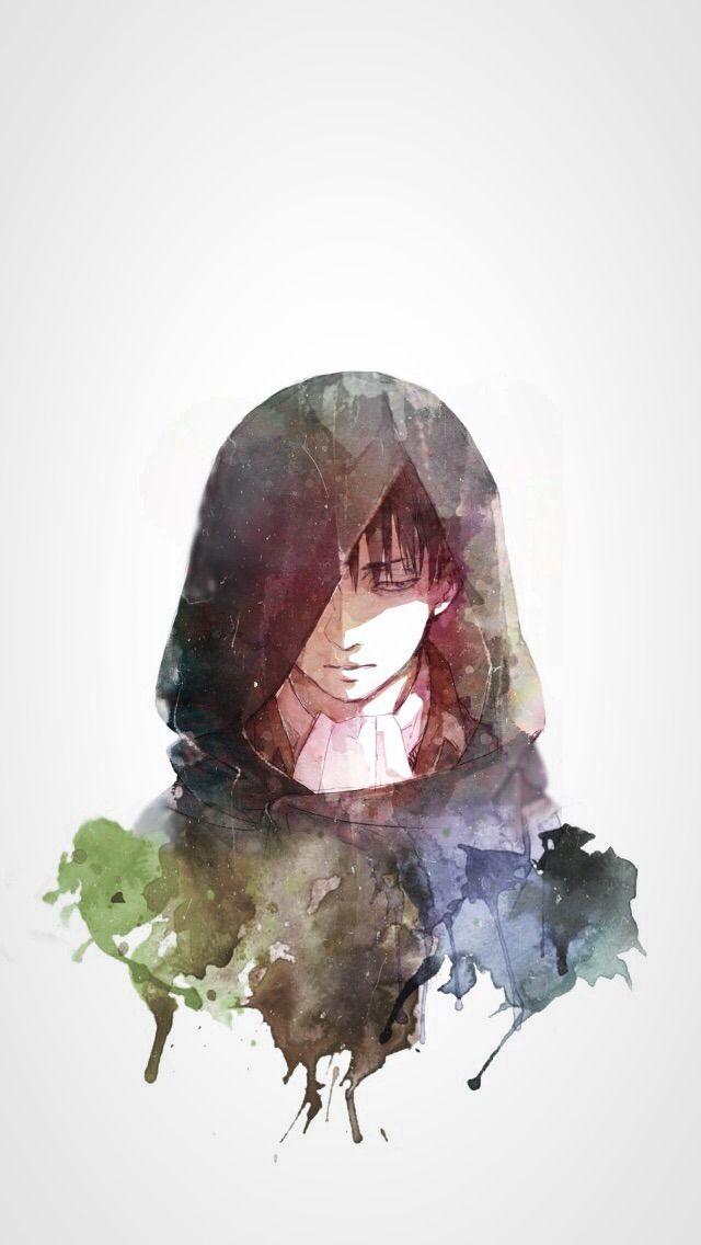 levi wallpaper   Tumblr   Anime + Manga   Attack on titan