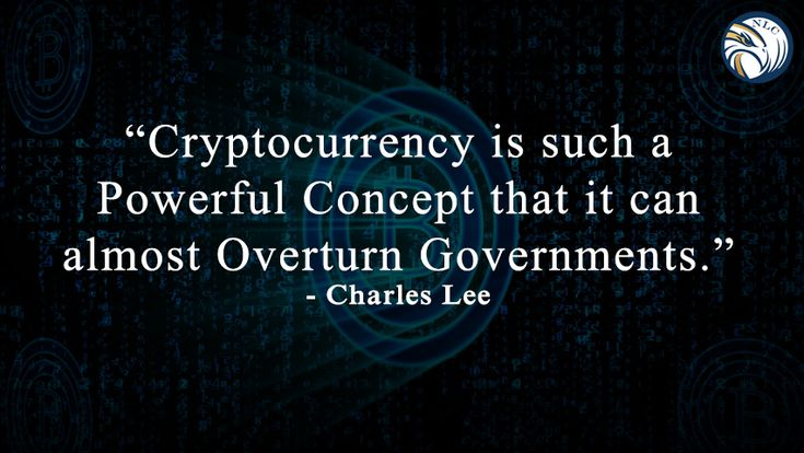 #cryptocurrency is such a powerful concept that it can almost overturn #governments