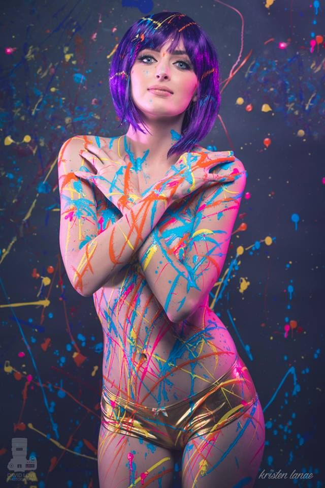 Kristen Lanae - Cosplay Model