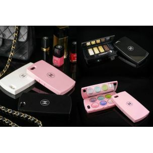 Chanel make up iPhone case