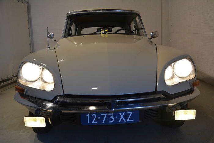 Citroën DS20 D Spécial - 1973