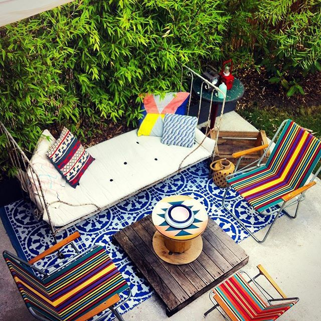 488 Best Images About Balcon Terrasse Deco On Pinterest