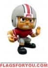 "Ohio State Buckeyes ""O"" Lil' Teammates Series 2 RB 2 3/4"" tall"