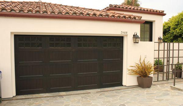 78 Images About Mediterranean Style Design Garage Doors