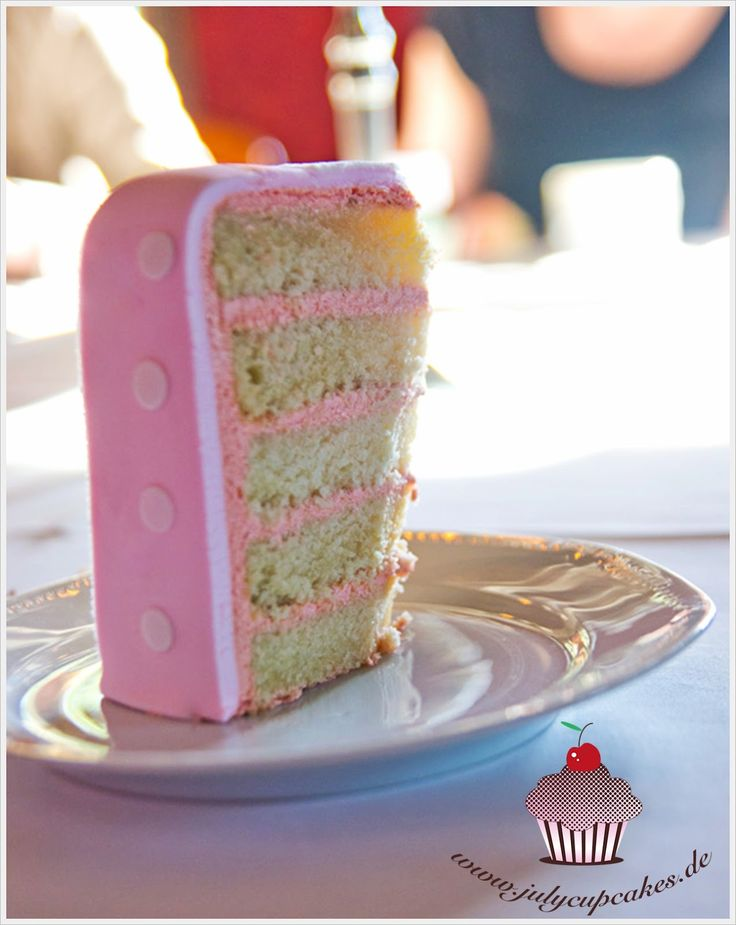 My Cupcakes and Cakes World: Pink Champagne Cake