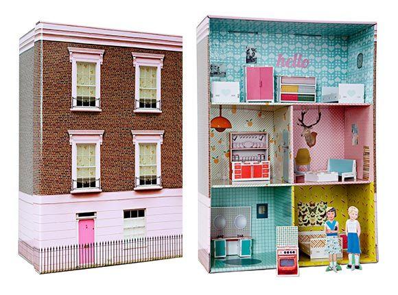 Bouw je eigen poppenhuis