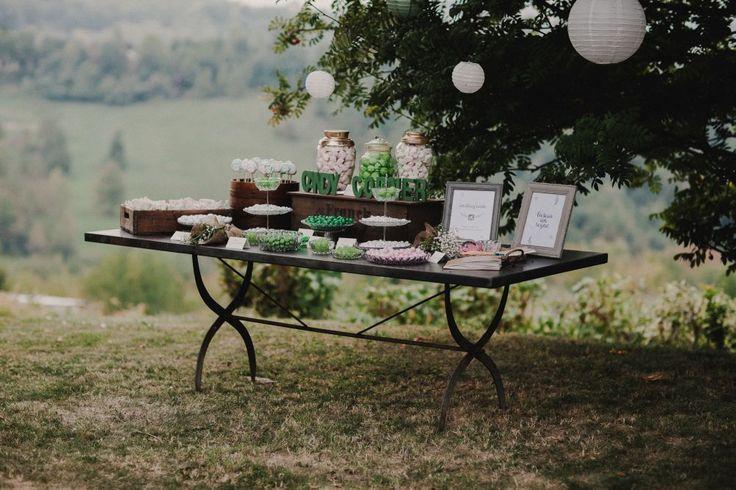 Coquette Atelier Wedding & Event _Candy Corner