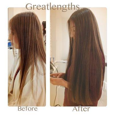 Great Lengths Hair Extensions In Dubai 108