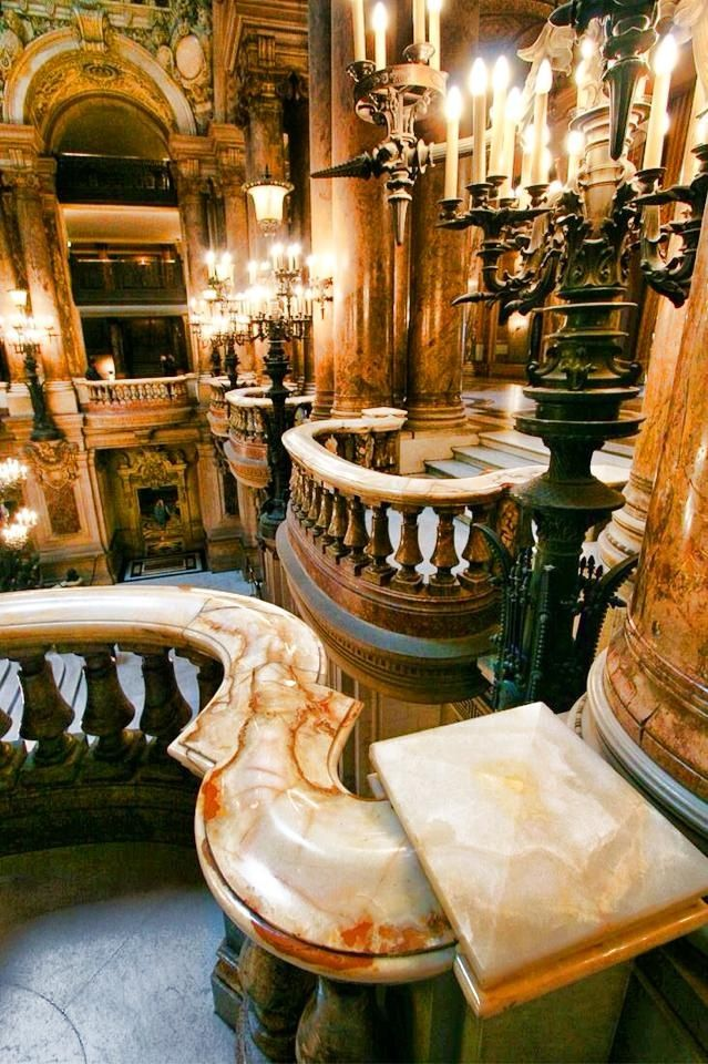 inside the paris opera house paris opera house garnier paris france pinterest paris. Black Bedroom Furniture Sets. Home Design Ideas