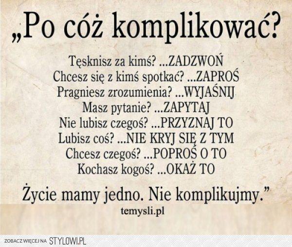 Sama prawda :)