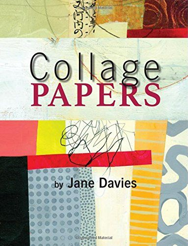Collage Papers by Jane Davies