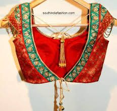 Image result for saree blouses designs 2014