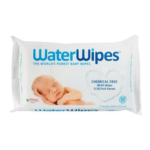 "WaterWipes Single Pack - 60 Count - Water Wipes - Babies ""R"" Us"