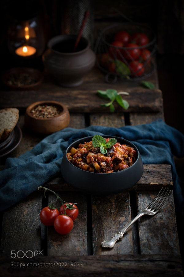 Country-style Ratatouille by AngelikaSorkina