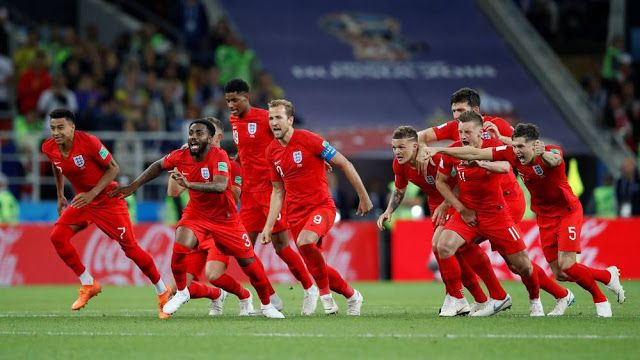 Colombia V England England Knock Colombia Out Of World Cup In Last 16 Penalty Shootout 2018 Fifa World Cup Russ World Cup England Highlights Fifa World Cup
