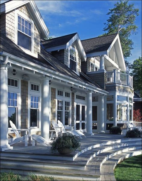 love the windows and the step down deck.