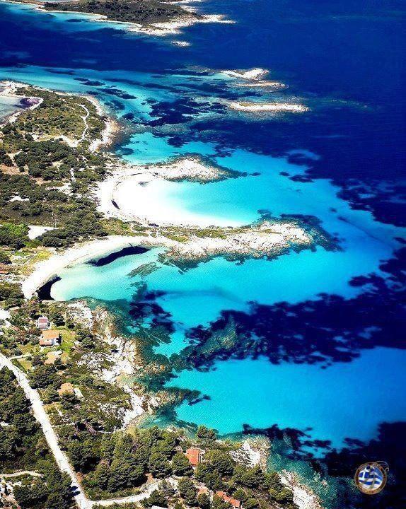 sithonia greece   Sithonia Hakidiki _ GREECE