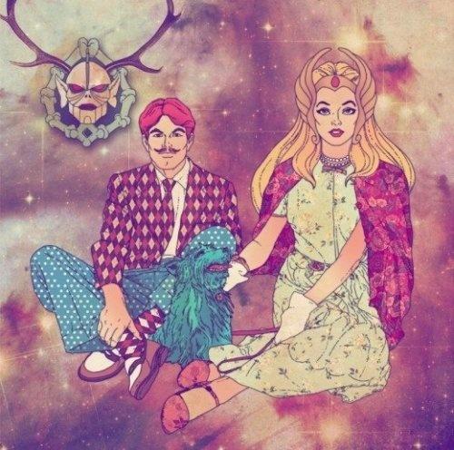 Hipster She-ra and Beau