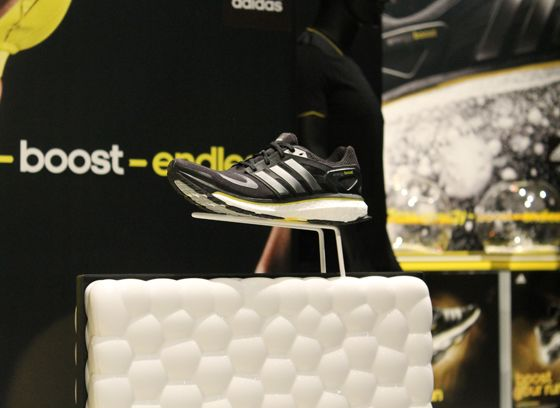 Adidas boost stand