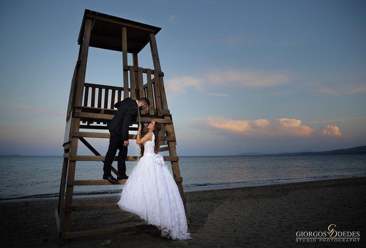 Unique Wedding Photography | www.studio-dedes.gr