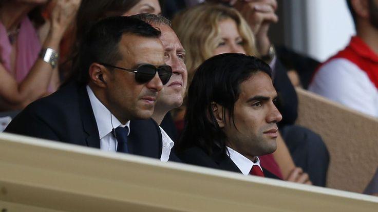 Jorge Mendes denies involvement in Radamel Falcao's tax affairs