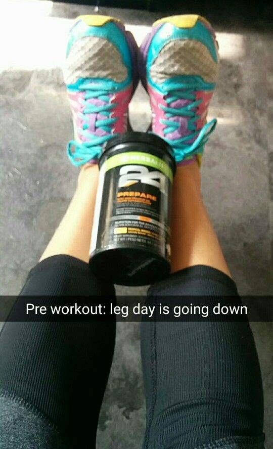 I know it's going to be a solid workout when I've prepared for it. Nitric oxide precursor and creatine supplement... Energy boosted, ready to hit the weights!! Find out how to try Prepare yourself and what it can do for you! Lucie@fitclub24.ca
