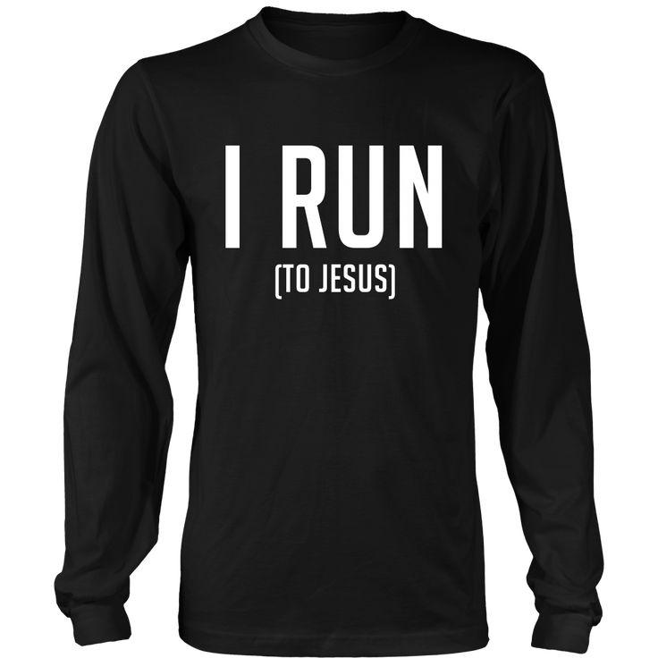 I Run On Tea And Jesus Shirt Design