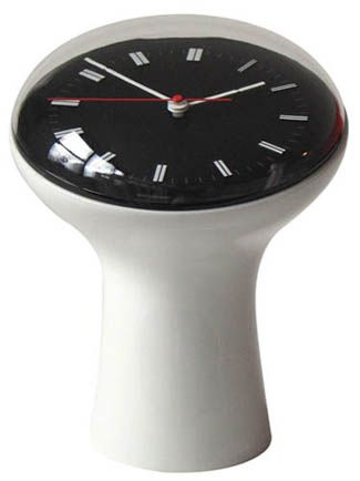 Angelo Mangiarotti: Space Age Modern Design Maritime Table Clock | Available from NOVA68.com Modern Design