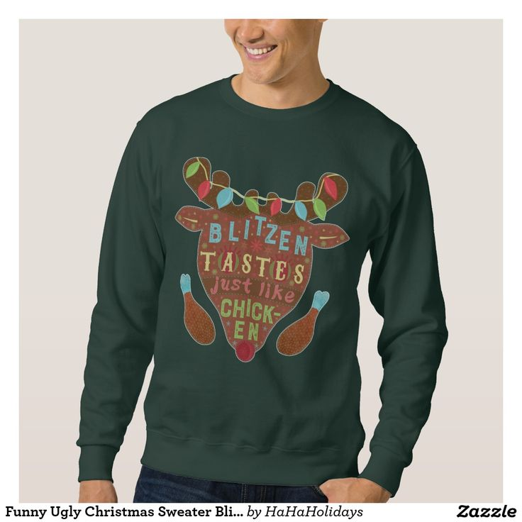 Christmas Sweater Holiday Drinking Team Sweatshirt Sp7zofMzto