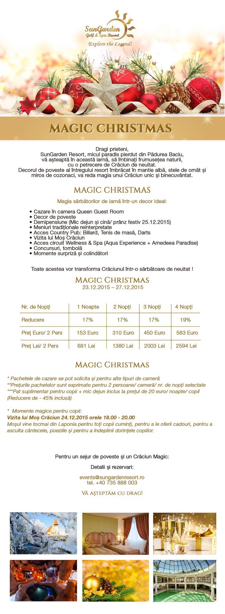Newsletter MAGIC CHRISTMAS