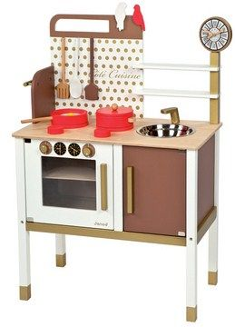 Janod - Chic French Kitchen Cooker Stove by Janod