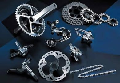 2011 Shimano 10 Speed XTR Disc Groupset - Triple Please visit our website @ www.wocycling.com for awesome stuff.