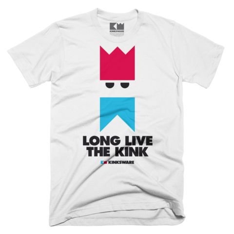 LONG LIVE THE KINK Short sleeve t-shirt