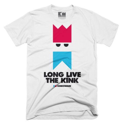LONG LIVE THE KINK Short sleeve t-shirt