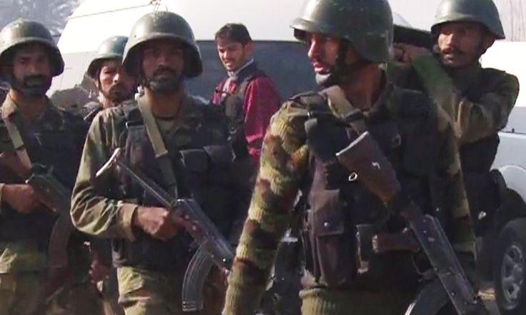 30 Killed In Terror Attack On Bacha Khan University Charsadda