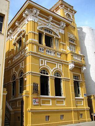 Home of Jorge Amado in Ilhéus a major city located in the southern coastal region of Bahia, Brasil,