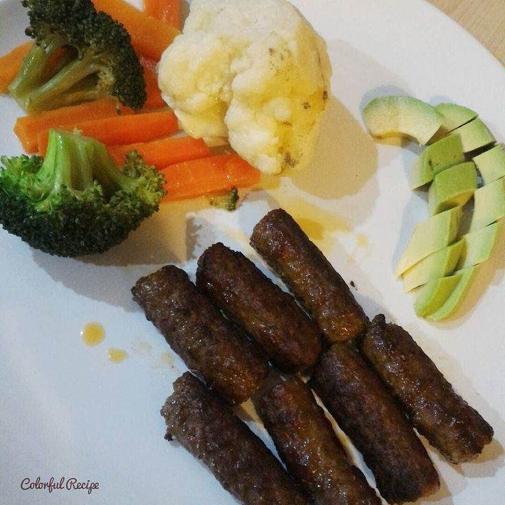 Simple and #delicous #ketogenic #paleo #dinner  Basit ve lezzetli #ketojenik ve #tasdevri aksam yemegi. #healthyfats #lowcarb #dusukkarbonhidrat