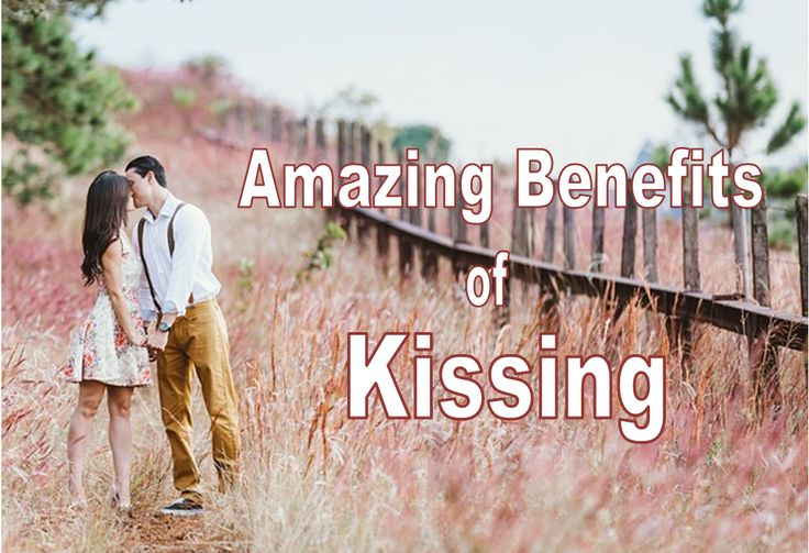 Kissing Benefits and 6 Reasons to Smooch More Often | Healthy Food Style