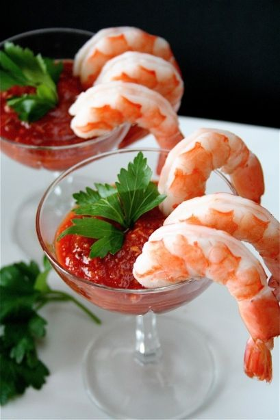 Recipe For St. Elmos Shrimp Cocktail - It becomes so insanely addicting and flavorful that you just want more and more…and more.