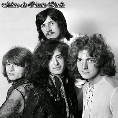 Muro do Classic Rock: Led Zeppelin - Discografia.