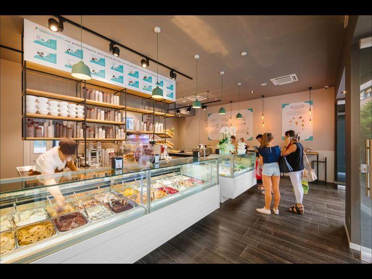 #icrecream#gelateria#food#design#format#varese#cierreesse#counter#AMC#bar#italy