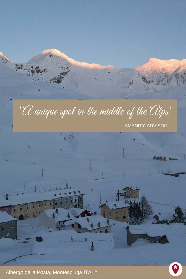 A unique spot in the middle of the Alps Set at an altitude of almost 2000 meters in a welcoming atmosfere which preserve old time memories, you will enjoy class joined with simplicity. #placeswithcharm