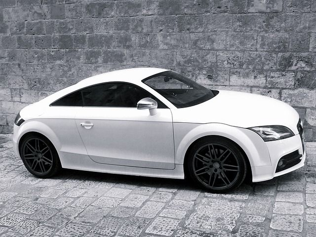Free Image on Pixabay - Audi, Audi Tt, White, Automobile