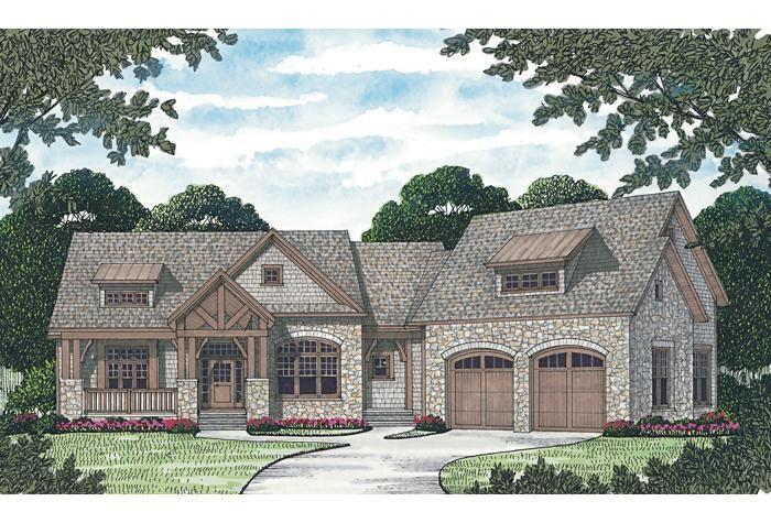 House Plan 3323 00425 Lake Front Plan