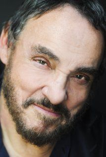 John Rhys-Davies- one of the coolest actors ever, having acted in Lord of the Rings, Indian Jones, Star Trek, James Bond, Disney, SpongeBob, Marvel, and DC roles!
