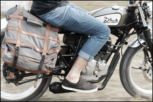 Saddle Bags by Deus Ex Machina
