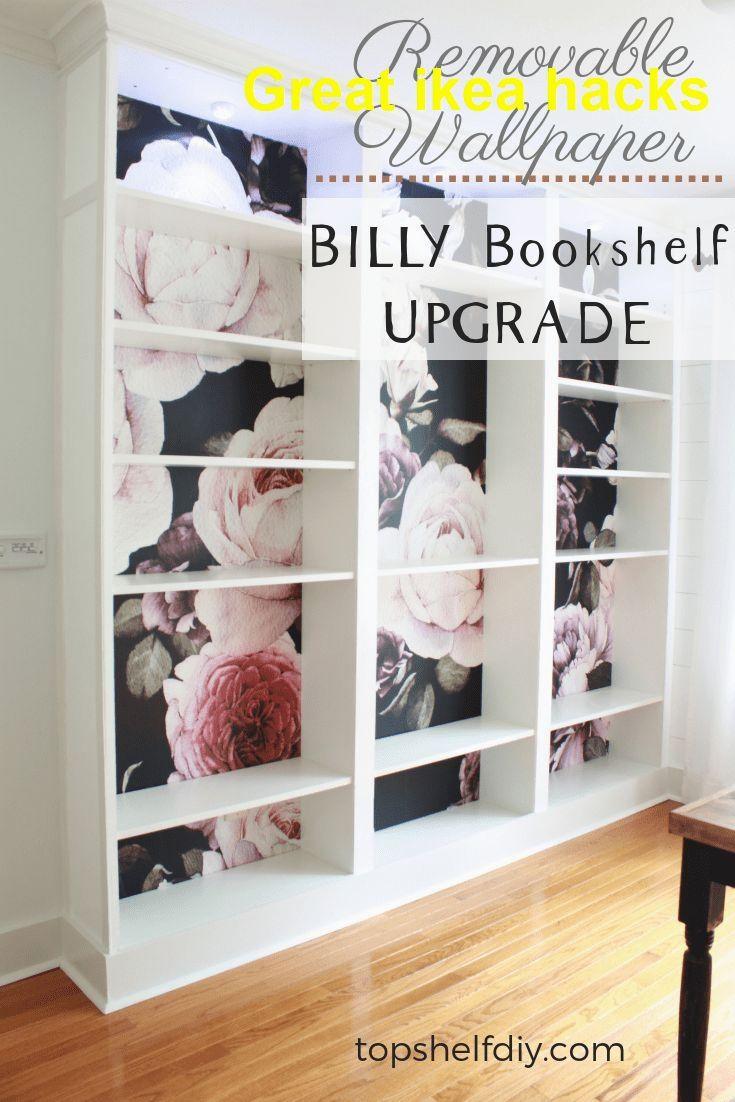 Great Ikea Hacks Ideas Designs In 2020 Ikea Ikea Billy Bookshelf Decor
