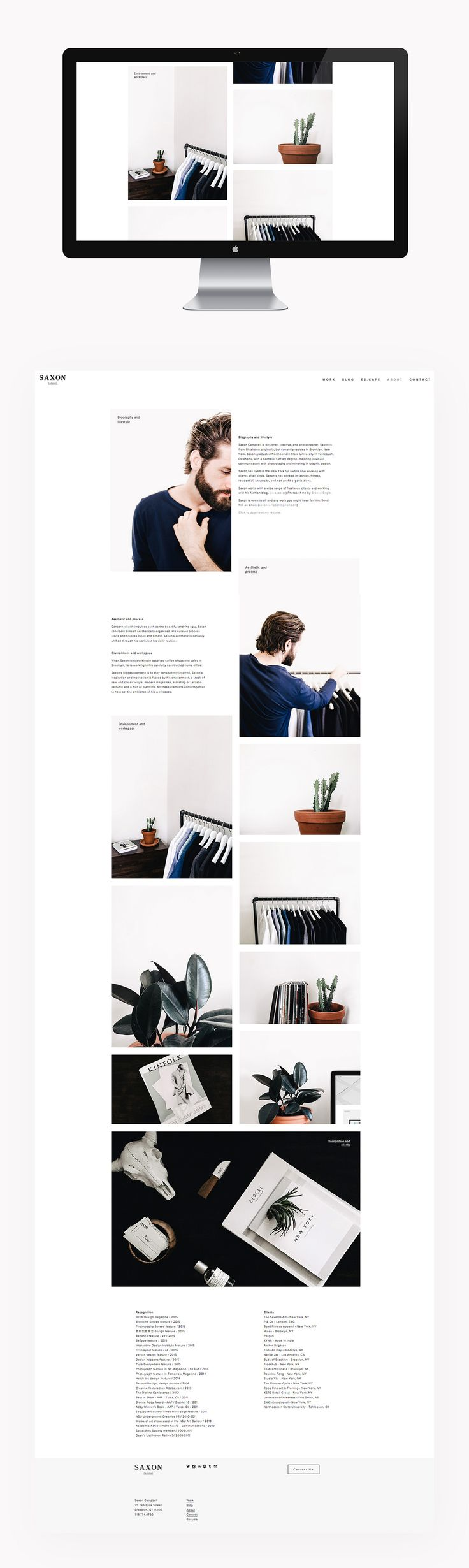 Saxon Campbell - Personal Branding on Branding Served