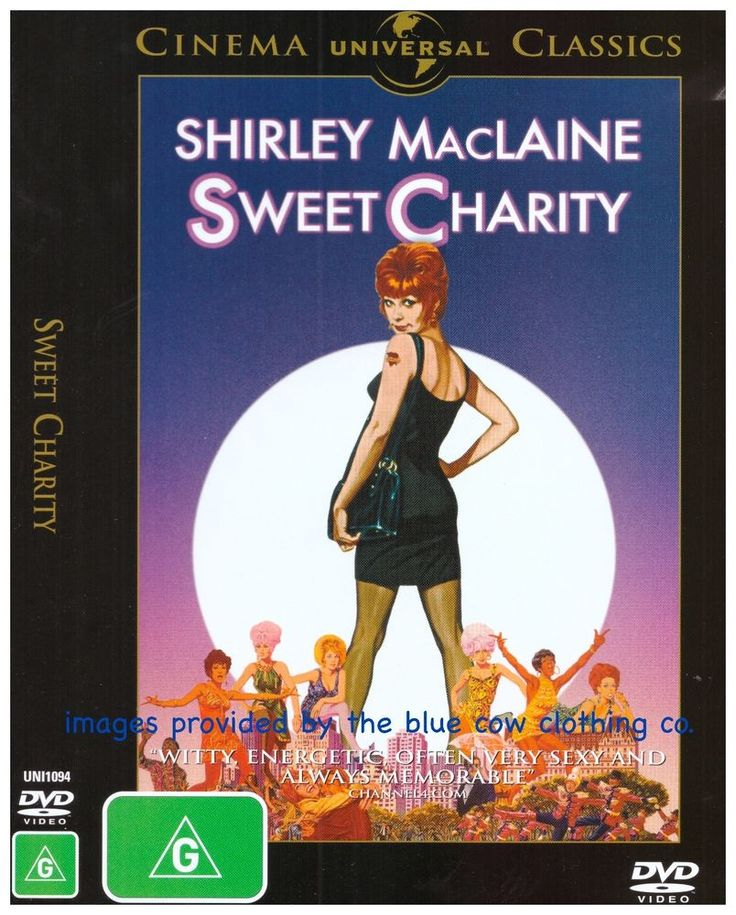 ##Check out Sweet Charity DVD R4 Shirley Maclaine, Neil Simon, Sammy Davis Jr. #DVD https://www.ebay.com.au/itm/162927579536 @eBay only $8.50 @ the blue cow @ ebay